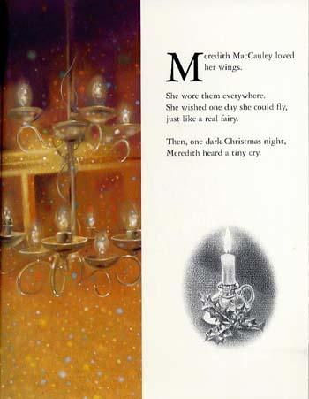 The Christmas Tree Fairy (Hardback)