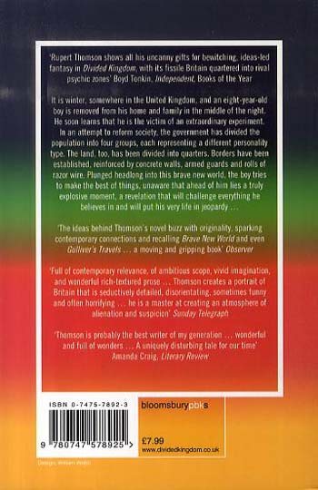 Divided Kingdom (Paperback)