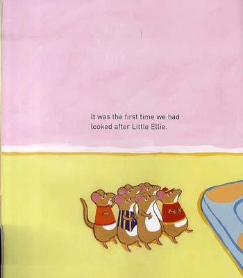Looking After Little Ellie (Paperback)
