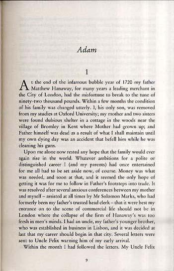 Adam Runaway (Paperback)
