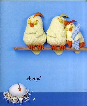 Cheep! Cheep! (Hardback)