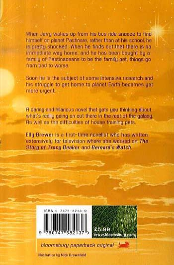 Jerry and the Jannans (Paperback)