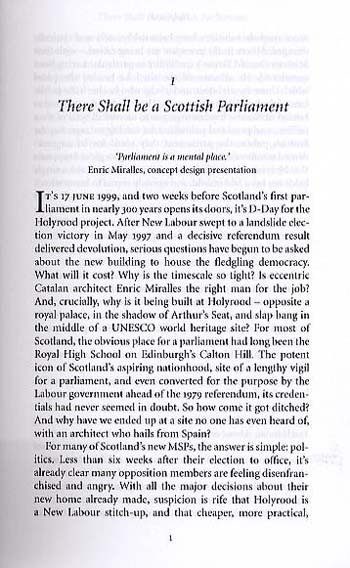 Holyrood: The Inside Story (Paperback)