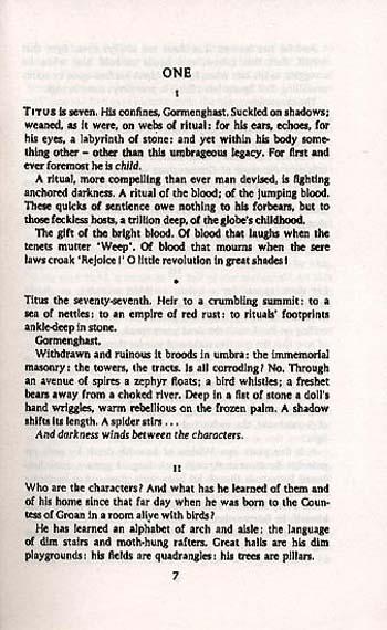 Gormenghast (Paperback)