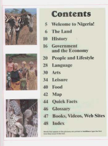 Nigeria - Welcome To My Country (Hardback)