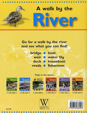 By the River - Going for a Walk 2 (Hardback)