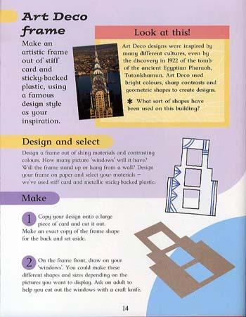 Picture Frames - Design & Make (Hardback)
