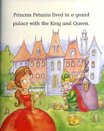 The Princess and the Porcupines - Reading Corner (Paperback)