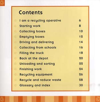 Recycling Operative - When I'm at Work (Hardback)