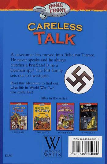 Careless Talk - Home Front (Paperback)