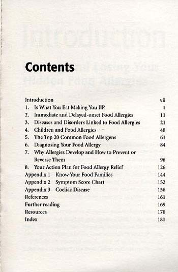 Hidden Food Allergies: Is what you eat making you ill? (Paperback)
