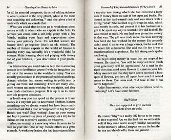 Opening Our Hearts To Men: Taking charge of our lives and creating a love that works (Paperback)