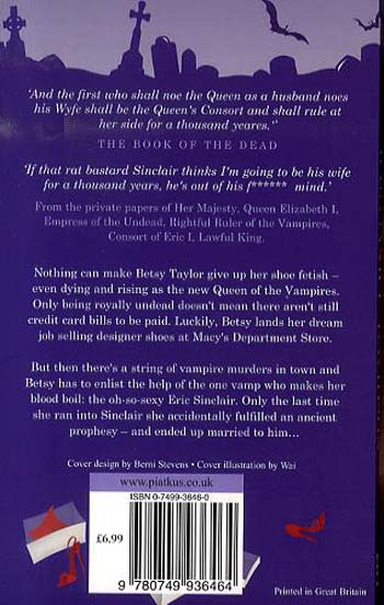 Undead And Unemployed: Number 2 in series - Undead/Queen Betsy (Paperback)