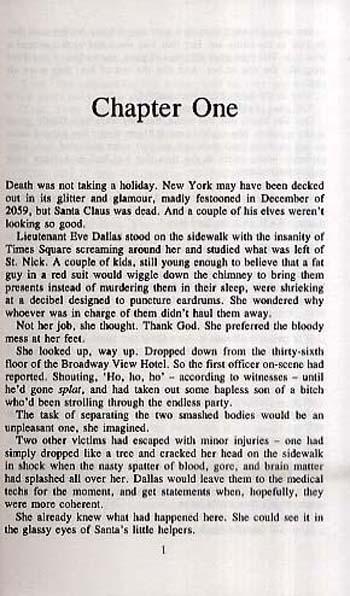 Memory in Death - In Death 22 (Paperback)