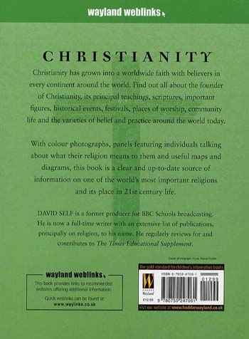 Christianity - 21st Century Religions 8 (Hardback)