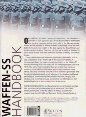 The Waffen-SS Handbook 1933-1945 (Paperback)