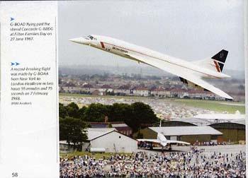 The Concorde Story (Hardback)