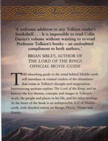 A Guide to Middle Earth: Tolkien and The Lord of the Rings (Paperback)