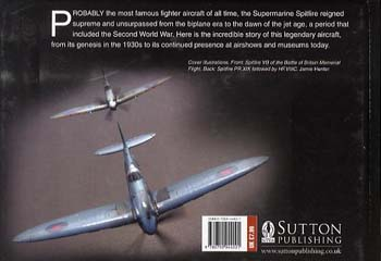 The Spitfire Story (Hardback)