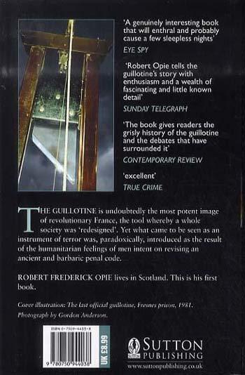 Guillotine (Paperback)