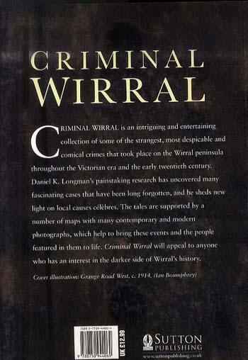 Criminal Wirral (Paperback)