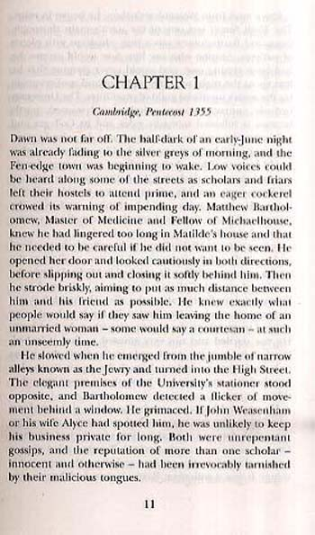 The Mark Of A Murderer: The Eleventh Chronicle of Matthew Bartholomew - Chronicles of Matthew Bartholomew (Paperback)