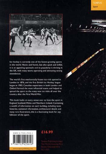 Homes of British Ice Hockey (Paperback)