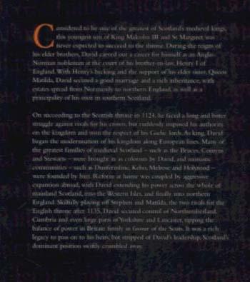 David I: The King Who Made Scotland (Paperback)
