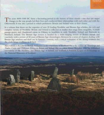 Sickles and Circles: Britain and Ireland at the Time of Stonehenge (Paperback)