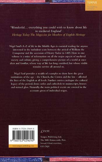 Companion to Medieval England (Paperback)