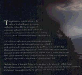 The Crannogs of Scotland (Paperback)