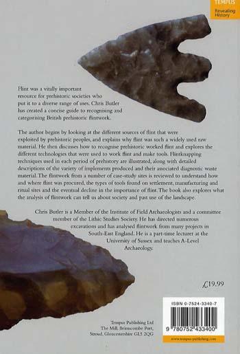 Prehistoric Flintwork (Paperback)