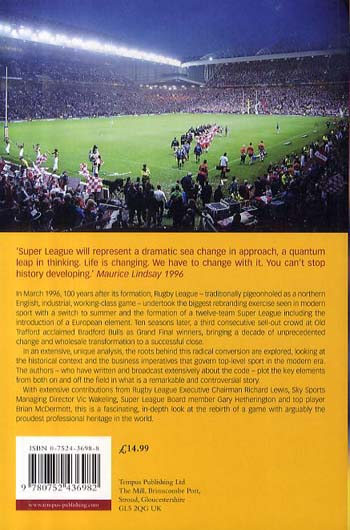 Super League: The First Ten Years (Paperback)