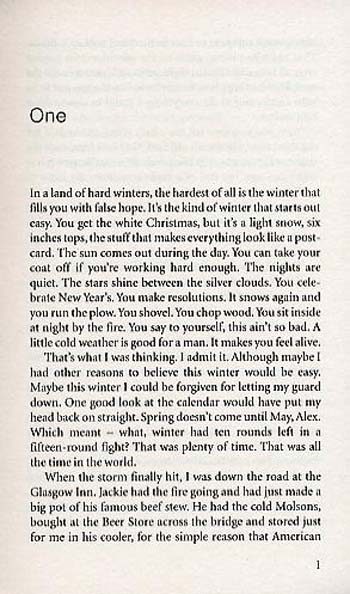 Ice Run (Paperback)