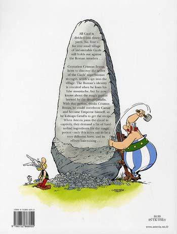 Asterix: Asterix The Gaul: Album 1 - Asterix (Paperback)