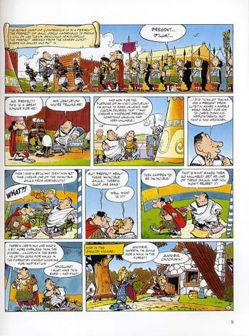 Asterix: Asterix The Gladiator: Album 4 - Asterix (Paperback)