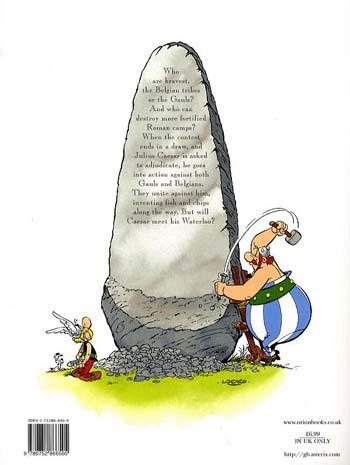 Asterix: Asterix in Belgium: Album 24 - Asterix (Paperback)