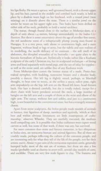 Gem in the Lotus: The Seeding of Indian Civilisation (Paperback)
