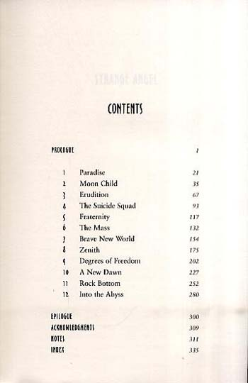 Strange Angel: The Otherworldly Life of Rocket Scientist John Whiteside Parsons (Paperback)