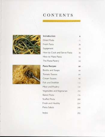 The Book of Pasta (Hardback)