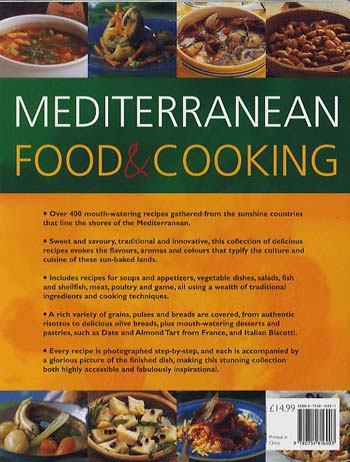 Mediterranean Food and Cooking (Hardback)