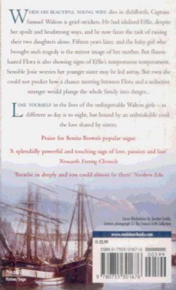 The Captain's Daughters: A passionate and page-turning Tyneside saga (Paperback)
