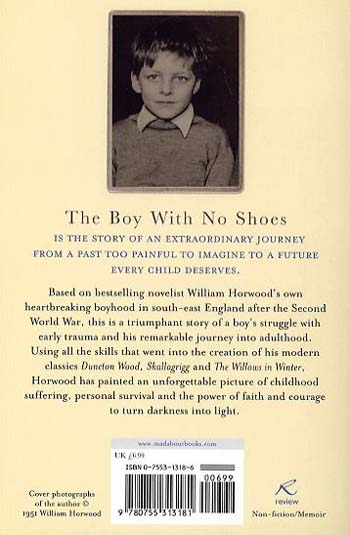 The Boy With No Shoes: A Memoir (Paperback)