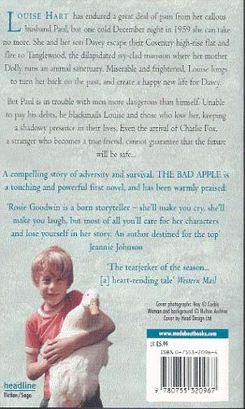 The Bad Apple: A powerful saga of surviving and loving against the odds (Paperback)