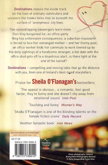 Destinations: A compelling collection of engaging short stories following the lives of women across Dublin (Paperback)