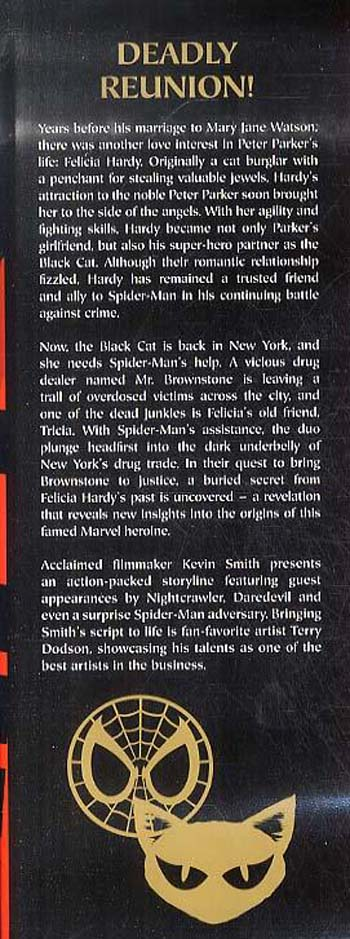 Spider-Man Black Cat: Evil That Men Do - Premiere (Hardback)