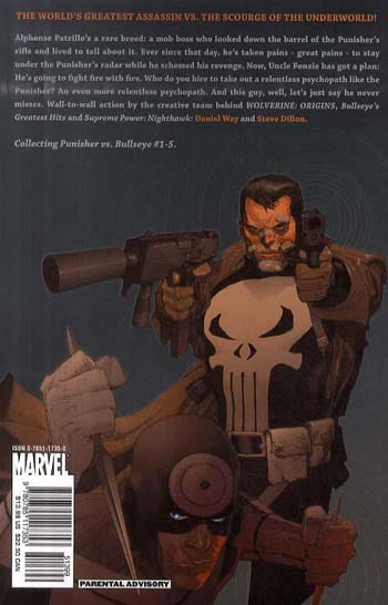 Punisher Vs. Bullseye (Paperback)