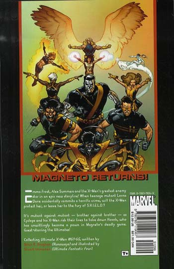 Ultimate X-men Vol.13: Magnetic North (Paperback)