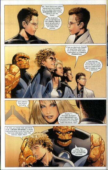 Ultimate Fantastic Four Vol.6: Frightful (Paperback)