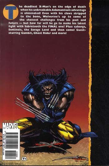 Essential Wolverine Vol.4 - Essential (Paperback)